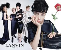 何种家族基因造就名模 Lanvin新片揭晓答案