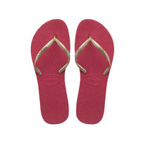 Havaianas 2014春夏特别版Flat Up粉红拖鞋