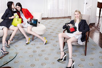 Christian Dior 2014秋冬系列广告大片