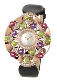 BVLGARI宝格丽全新DIVA系列珠宝腕表 赞咏女性迷人魅力的颂诗