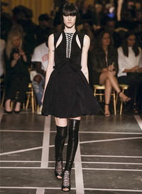 Givenchy by Riccardo Tisci 2015春夏女装系列