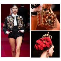 恋上西班牙:Dolce&Gabbana内裤外穿很走俏