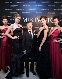 世界殿堂级珍珠珠宝品牌MIKIMOTO御木本珠宝雄踞天津海信广场 首次登陆天津