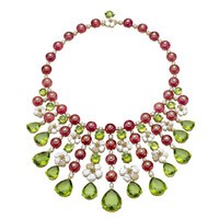 宝石与花朵的浪漫邂逅 BVLGARIOmnia Collection 宝格丽彩色宝石香氛
