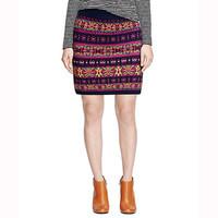 Brooks Brothers 女士羊毛短裙