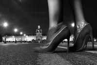 路易威登2014秋季女鞋系列广告大片