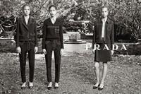 趣致幻想的比例 Prada 2015早春广告曝光