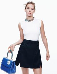 大表姐Jennifer Lawrence全新Dior广告曝光