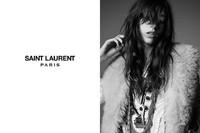 迷幻摇滚时装 Saint Laurent 2014秋冬广告大片
