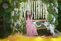 ELIE SAAB DRESSES ANGELABABY & ZHOU XUN