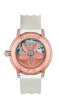 女性柔情 宝珀知芯   Blancpain宝珀荣膺2014 GPHG日内瓦高级钟表大赏『最佳女装腕表』