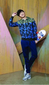 李宁2015型自首尔系列新品上市