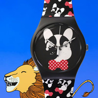 Swatch 宠物与我系列 安迪宝贝腕表