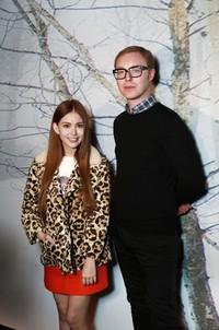 中国明星团引爆COACH纽约时装周首秀
