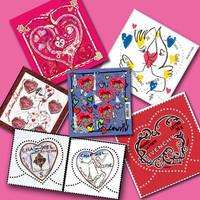 情人节送她张爱马仕的邮票如何?