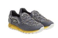 Prada Sneakers Ricamo系列鞋履