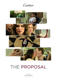 卡地亚发布由西恩·埃利斯执导的全新影片 《The Proposal》