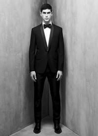 纪梵希发布最新男式无尾晚礼服系列