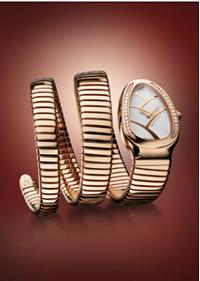 BVLGARI 宝格丽推出2015 Serpenti中国限量版腕表