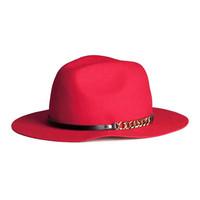 H&M 2015新春系列 红色羊毛帽