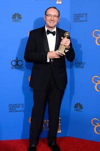 凯文·史派西(Kevin Spacey)身穿BOSS礼服出席典礼