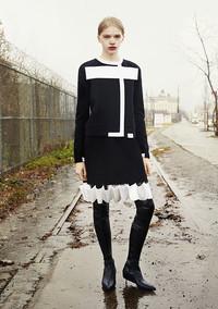 Givenchy by Riccardo Tisci 2015早秋系列