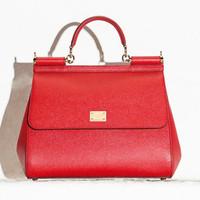 Dolce&Gabbana 经典DAUPHINE手提包