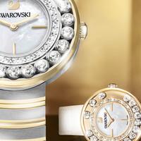 施华洛世奇 情人节单品 玫瑰金腕表