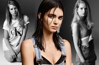 别人家的妹妹们Kendall Jenner成为CK Jeans代言人