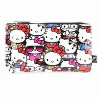 Hello Kitty 猫头酷炫手拿包