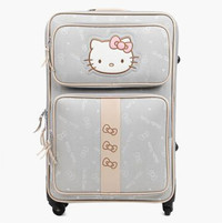 Hello Kitty 22寸猫脸行李箱
