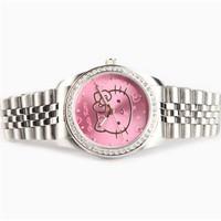 Hello Kitty 女士粉色手表