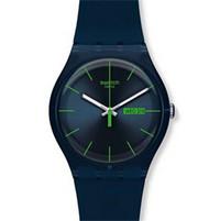 Swatch New Gent 蓝色手表