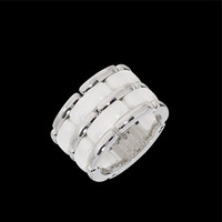 香奈儿 ULTRA系列白18K金戒指