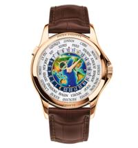 百达翡丽  复杂功能时计系列玫瑰金款式男士腕表