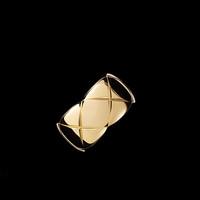 香奈儿 COCO CRUSH系列黄18K金戒指