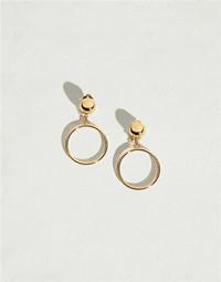 杜嘉班纳 圆圈耳环