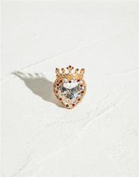 杜嘉班纳 天使心皇冠戒指