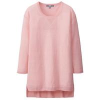 优衣库 女式七分袖针织衫