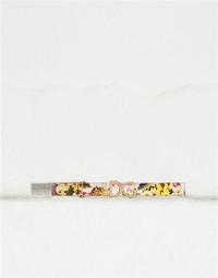 杜嘉班纳 花卉印花D&G LOGO DAUPHINE腰带