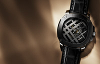 BURBERRY发布THE BRITAIN英伦风尚ICON CHECK系列腕表
