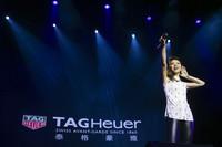 邓紫棋成为TAG Heuer泰格豪雅最新全球品牌大使