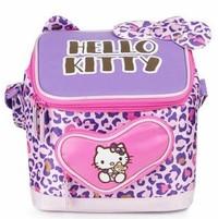 Hello Kitty 女童印花午餐包