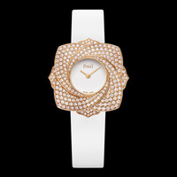 伯爵(Piaget)Limelight Blooming Rose腕表