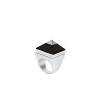 纪梵希Givenchy 金字塔形饰钉戒指