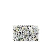 香奈儿Chanel 经典花卉口盖包