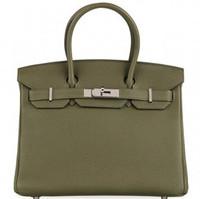 爱马仕(Hermès)经典Birkin35 女士柏金手提包