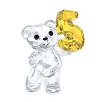 施华洛世奇 小熊数字520摆件