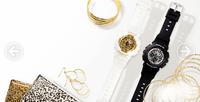 卡西欧BABY-G推出全新彩色豹纹主题表款系列
