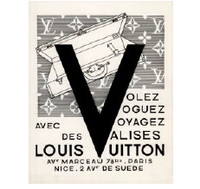 LOUIS VUITTON TAMBOUR VVV系列腕表